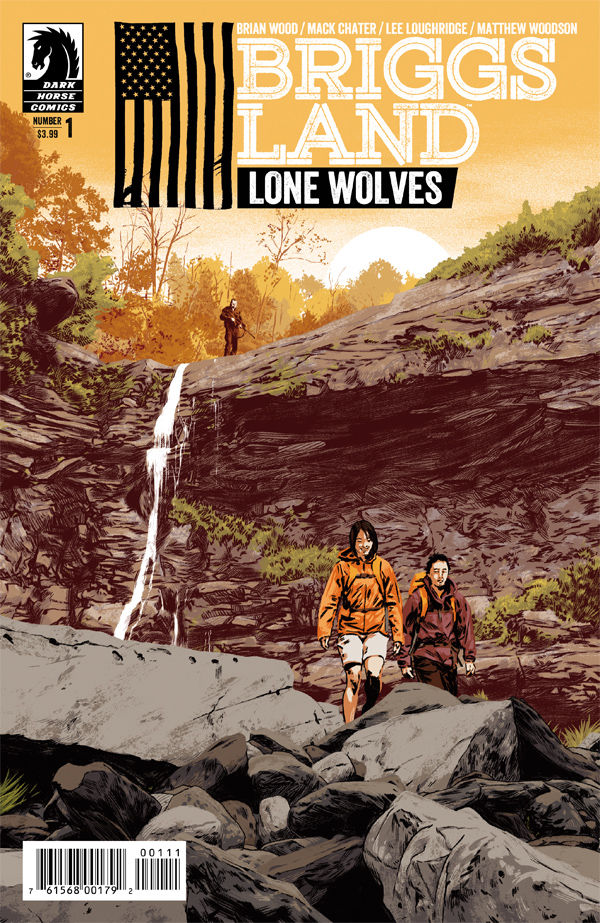 Briggs Land: Lone Wolves #1 Review