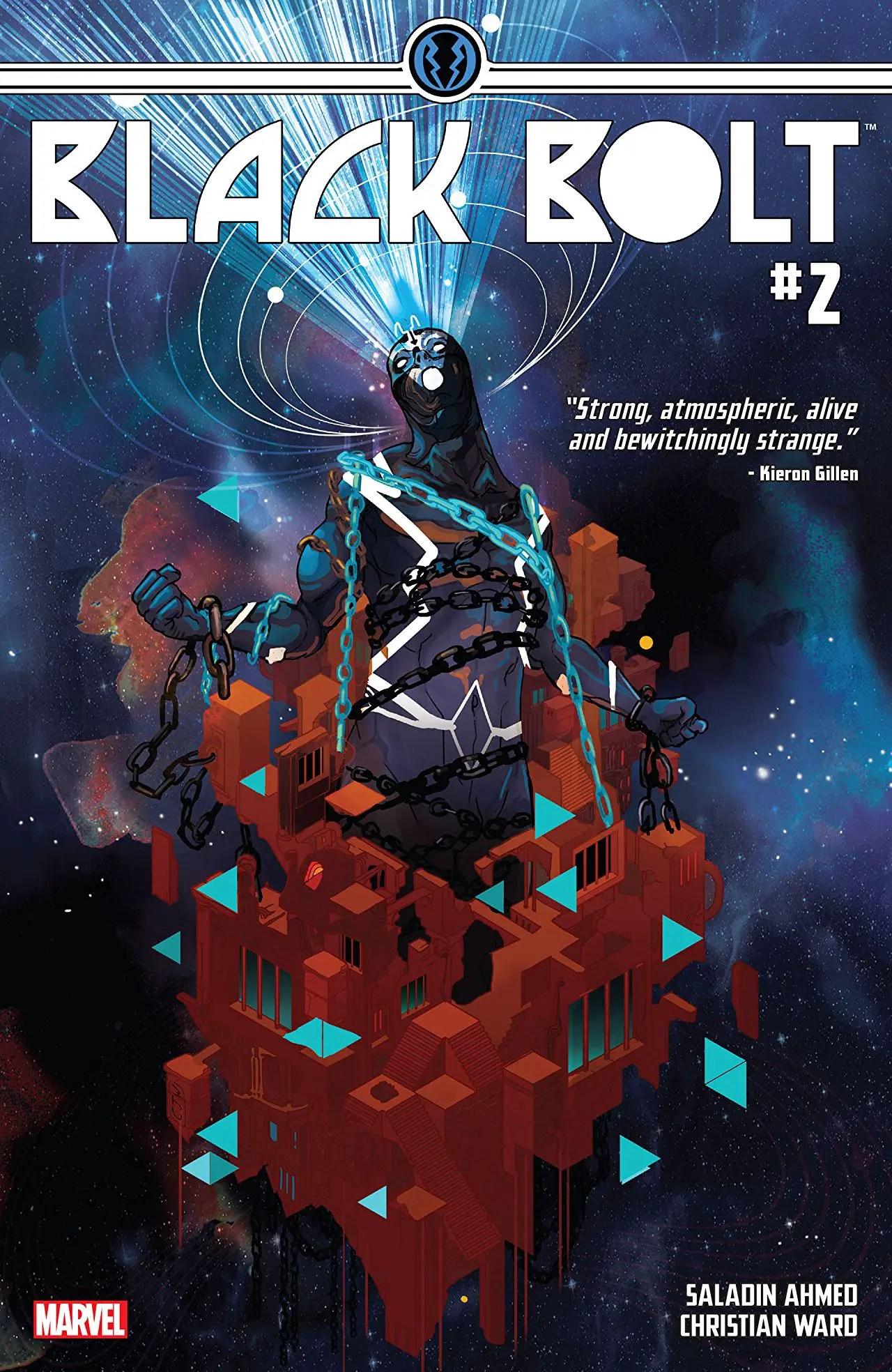 Black Bolt #2 Review