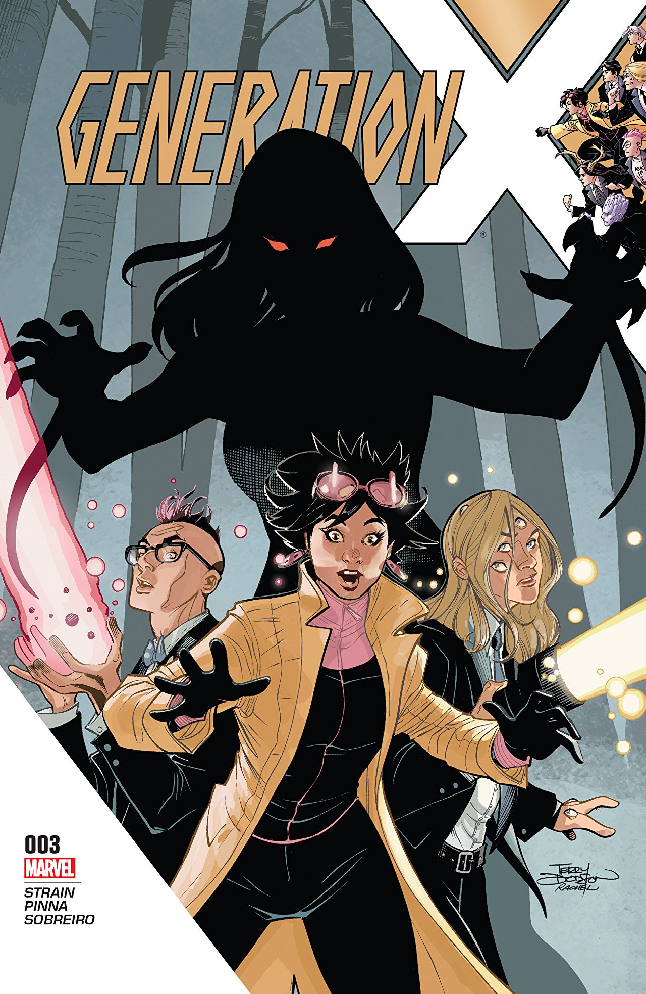 Generation X #3 Review