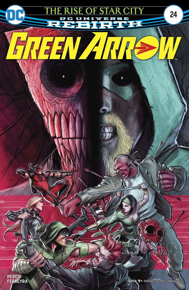Green Arrow #24 Review