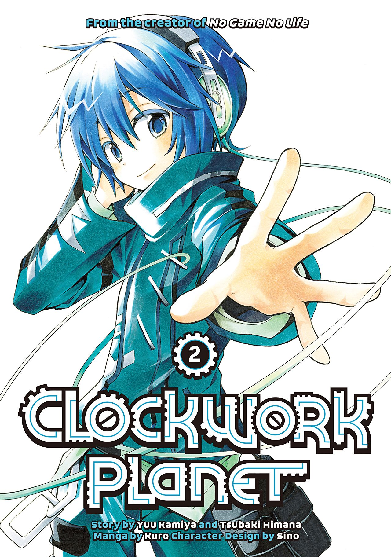 Clockwork Planet Vol. 3 Review