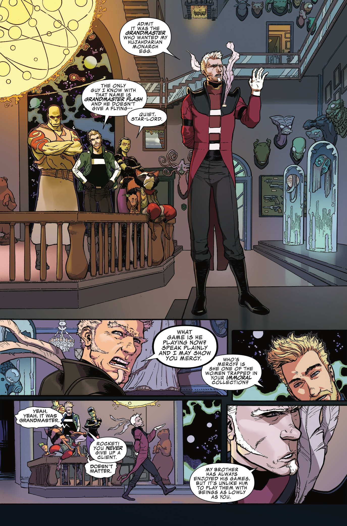 All-New Guardians of the Galaxy #4 Review