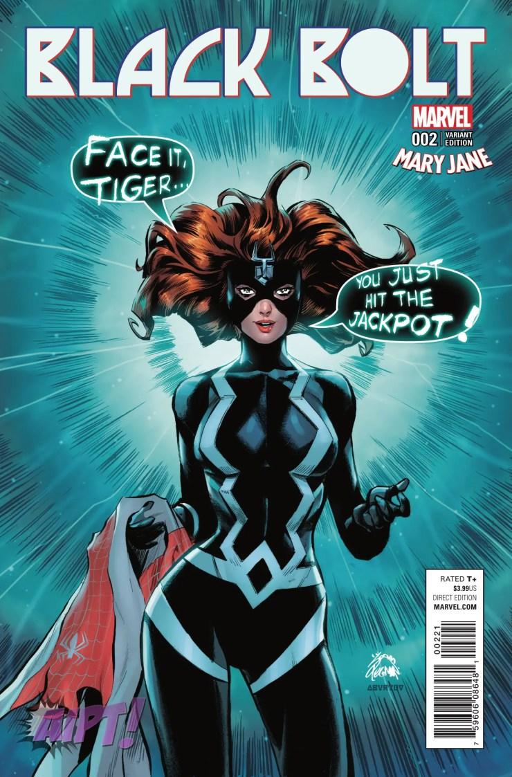 [EXCLUSIVE] Marvel Preview: Black Bolt #2