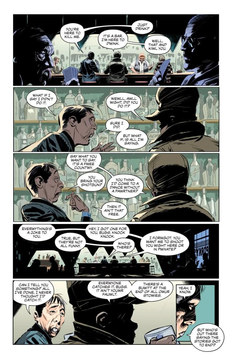 DC Preview: Batman/Elmer Fudd Special #1