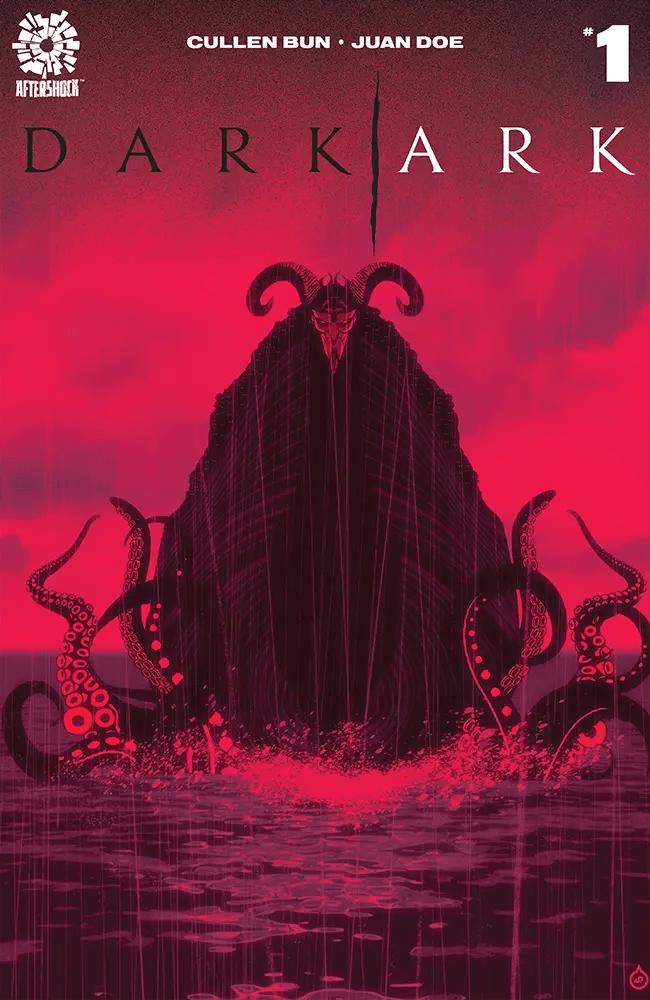 AfterShock Preview: Dark Ark #1