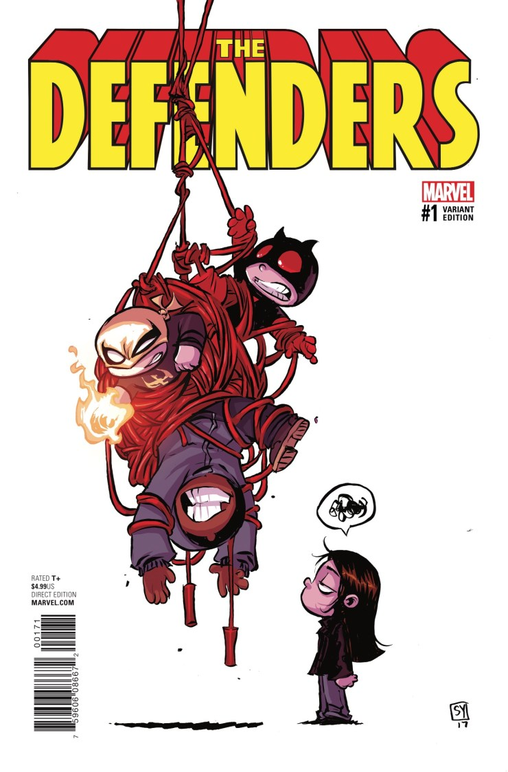 Marvel Preview: Defenders #1