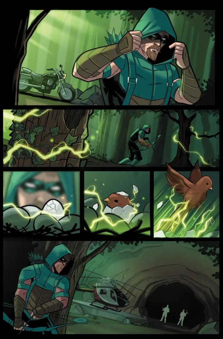 DC Preview: Green Arrow #26