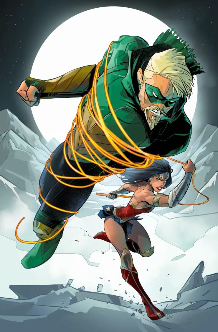 DC Preview: Green Arrow #27