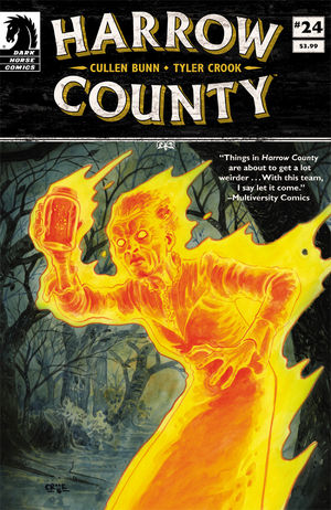 Harrow County #24 Review