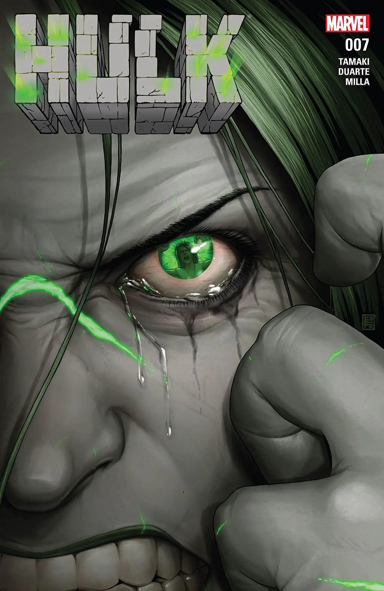 Hulk #7 Review