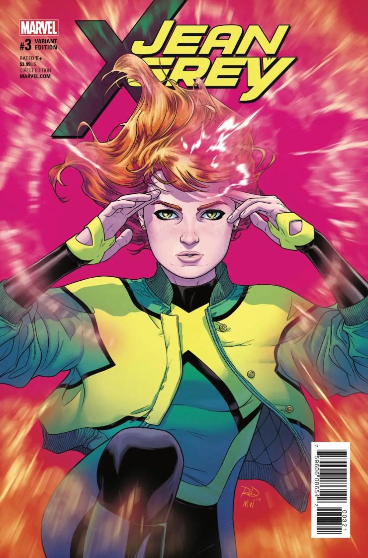 Marvel Preview: Jean Grey #3