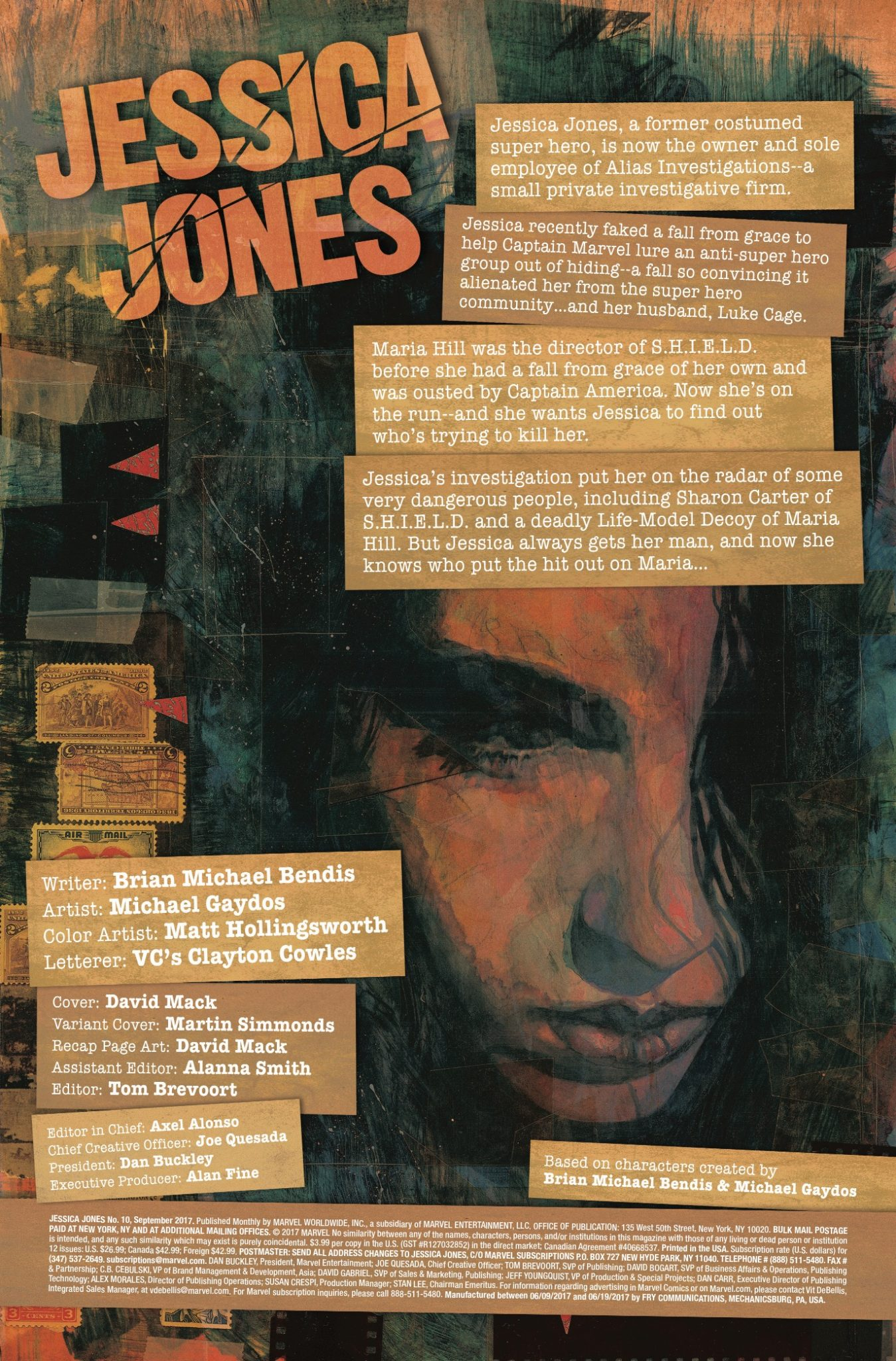 Jessica Jones #10 Review