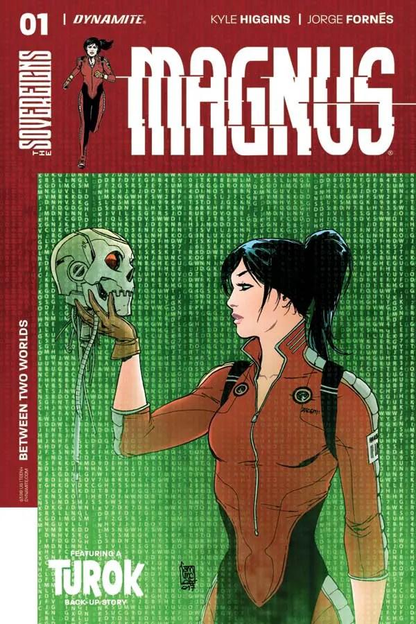 Magnus #1 Review