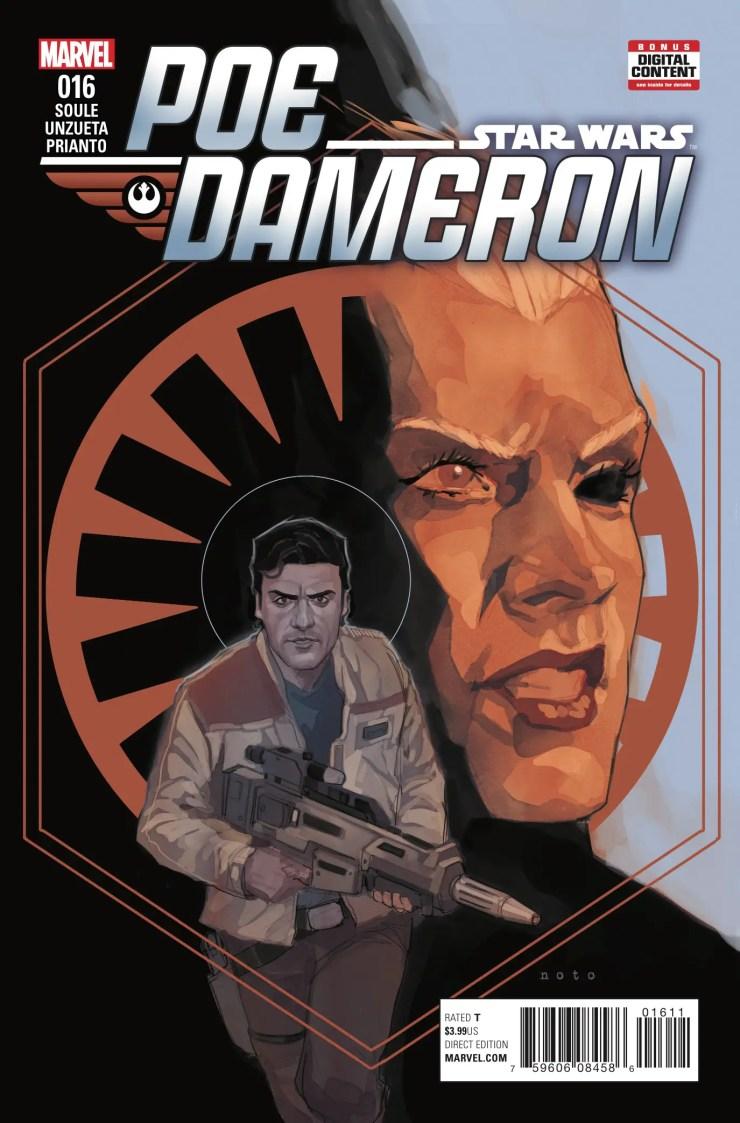 Marvel Preview: Star Wars: Poe Dameron #16