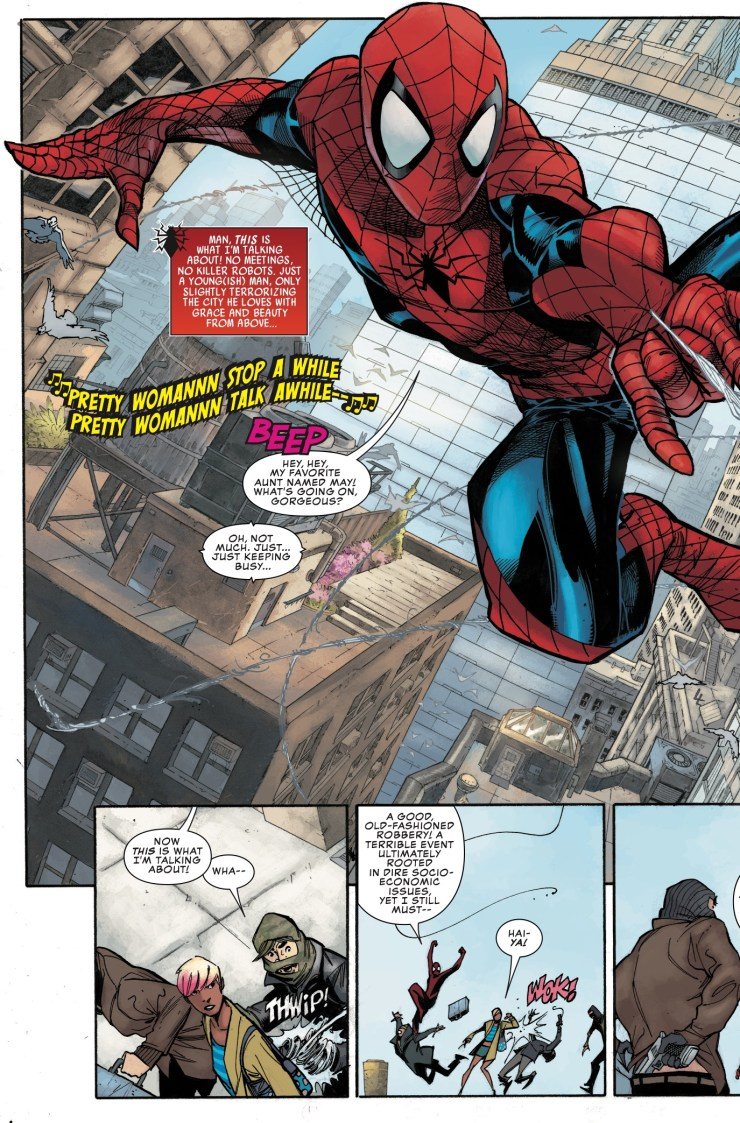 Marvel Preview: Peter Parker: The Spectacular Spider-Man #1