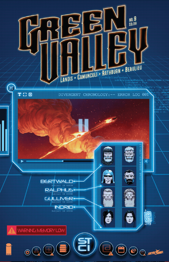 Green Valley #9 Review