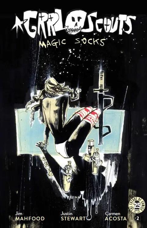Grrl Scouts: Magic Socks #2 Review