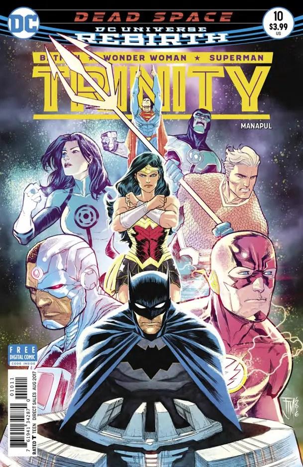 Trinity #10 Review