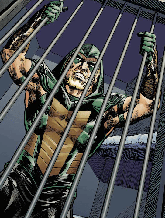 Green Arrow #25 Review