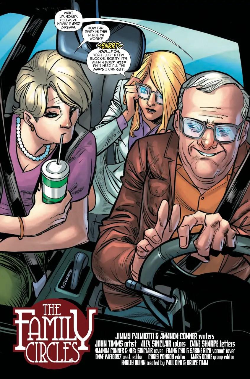 Harley Quinn #22 Review