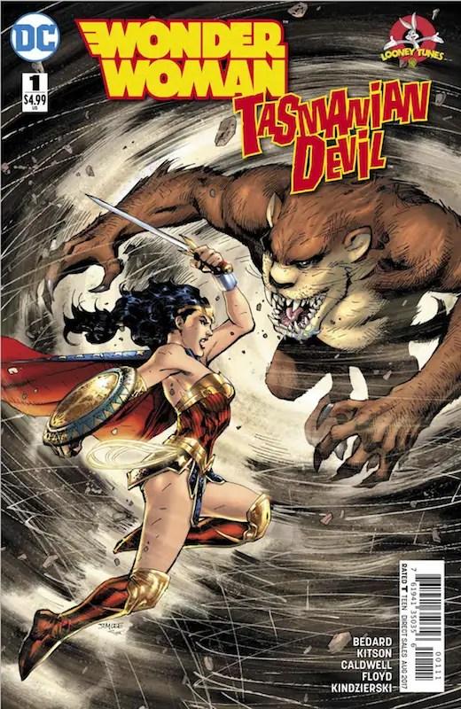 Wonder Woman/Tasmanian Devil Special #1 Review