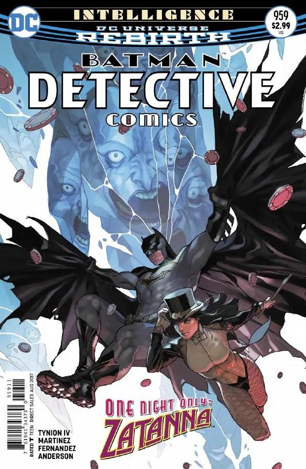 Detective Comics #959 Review