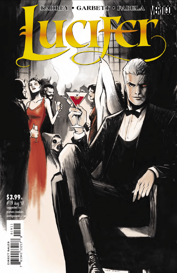 Lucifer #19 Review