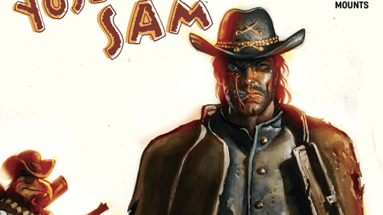 Oooooo, haven' you had enough of these DC/Looney Tunes crossovers yet? The consarn quality sure does vrrrrry between tha issues, don' it? How about this here Jonah Hex/Yosemite Sam Special #1? Is it good?