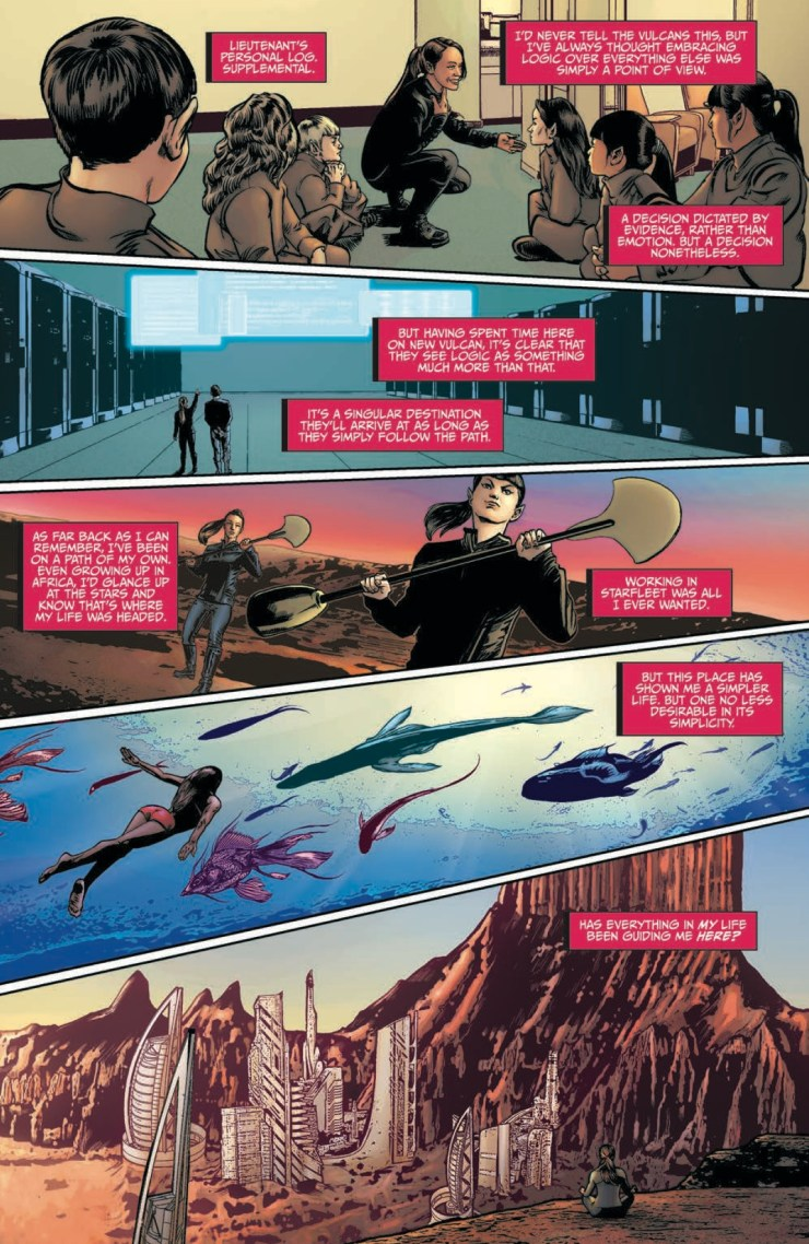 [EXCLUSIVE] IDW Preview: Star Trek: Boldly Go #9