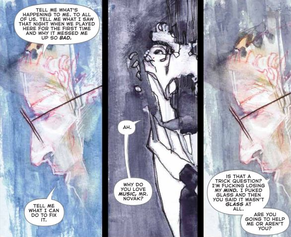 Underwinter #4 Review