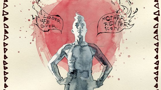 Otherworldly & familiar: Fred Van Lente discusses new Valiant series 'War Mother'