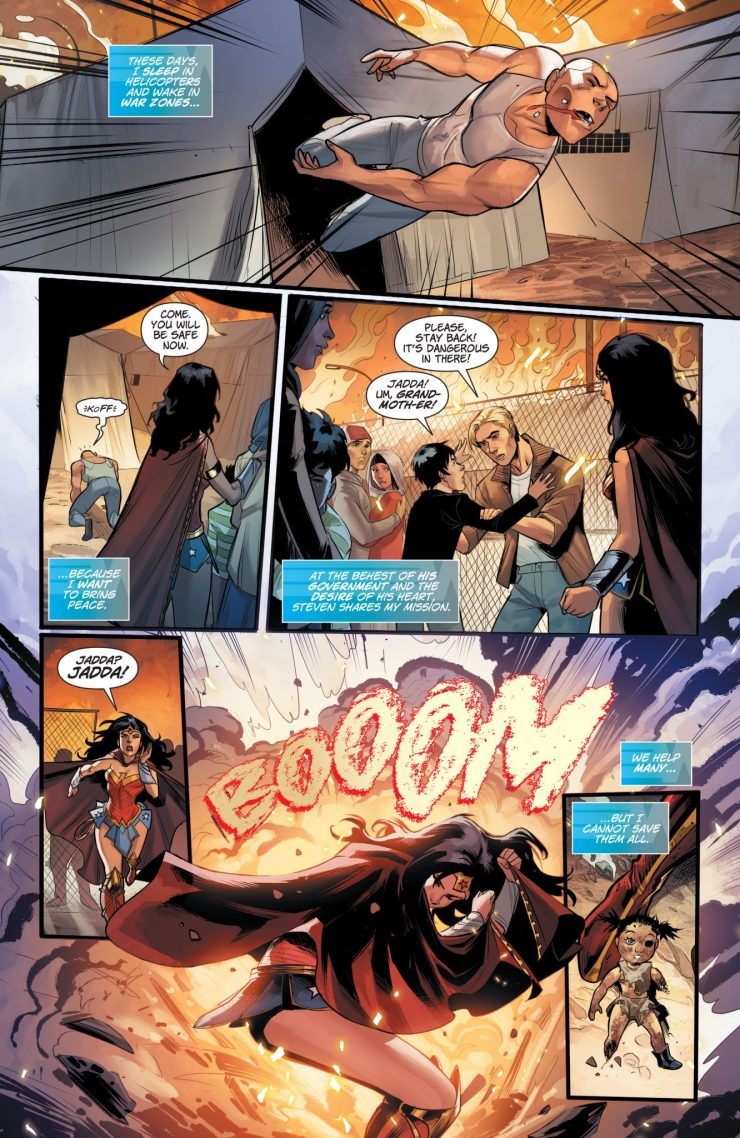 DC Preview: Wonder Woman #26