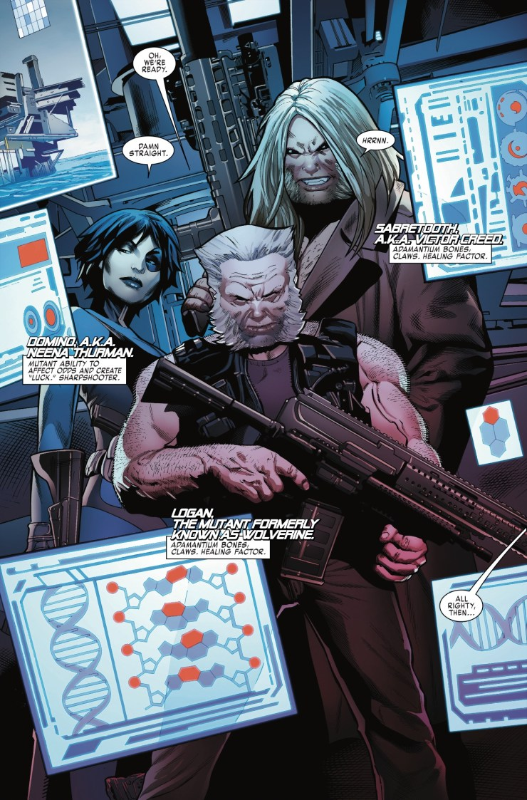 Marvel Preview: Weapon X #4
