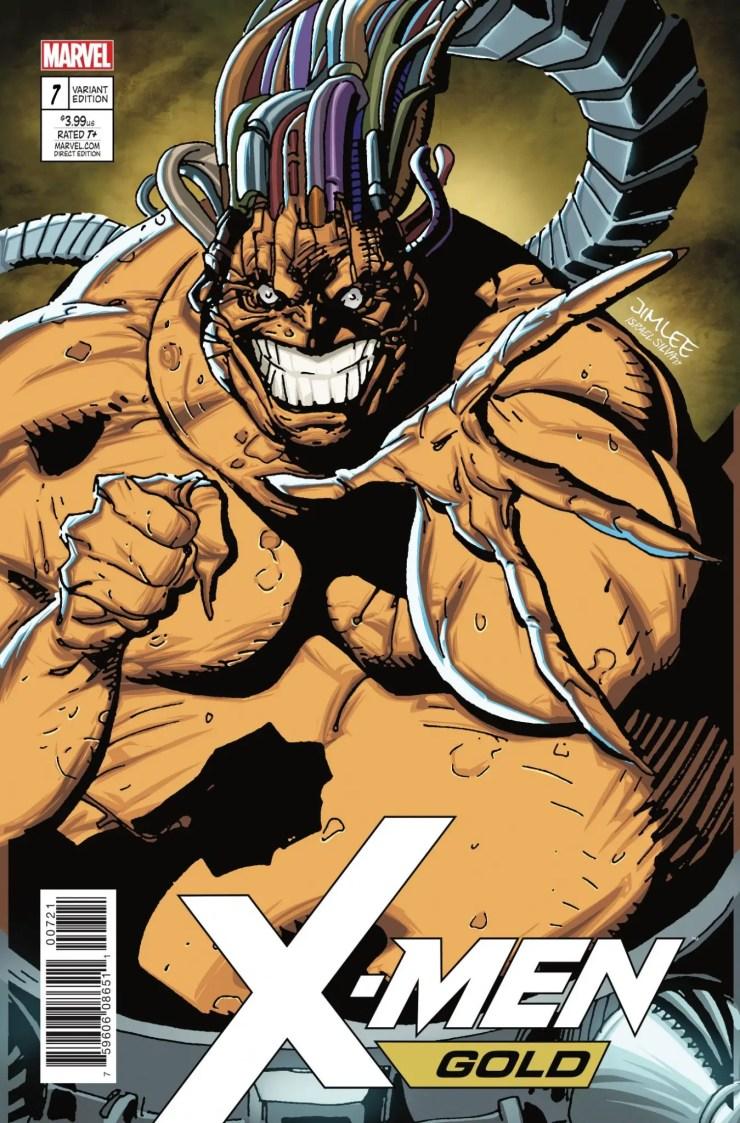 Marvel Preview: X-Men Gold #7