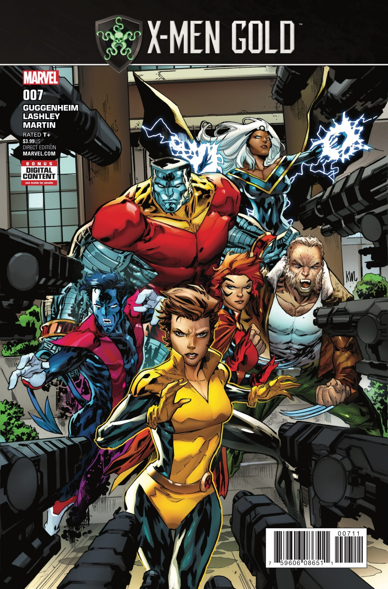X-Men: Gold #7 Review