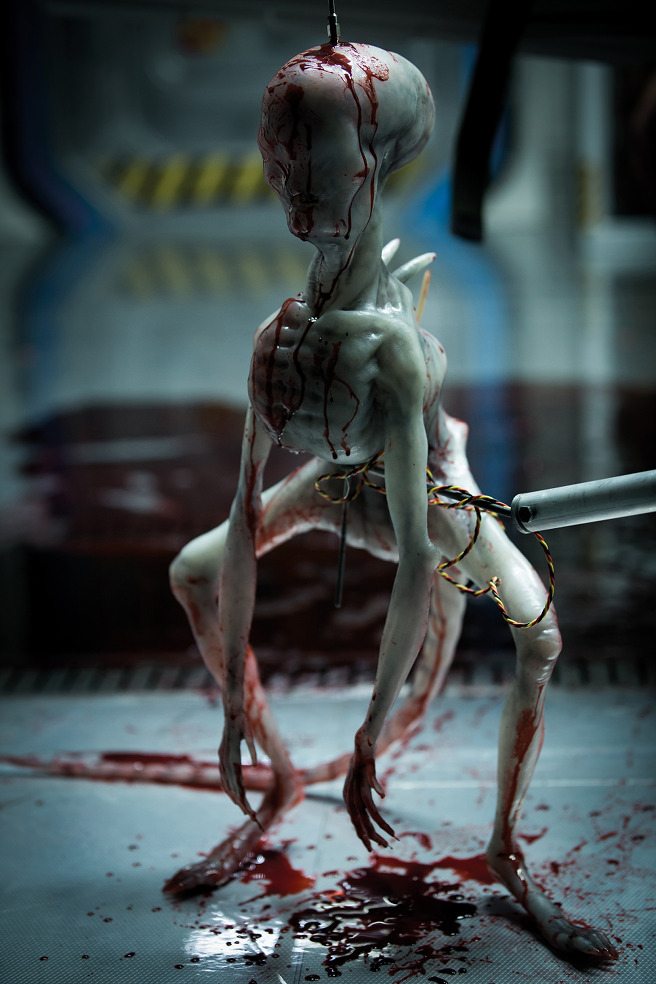Beauty Disturbed: 'The Art and Making of Alien: Covenant' Review