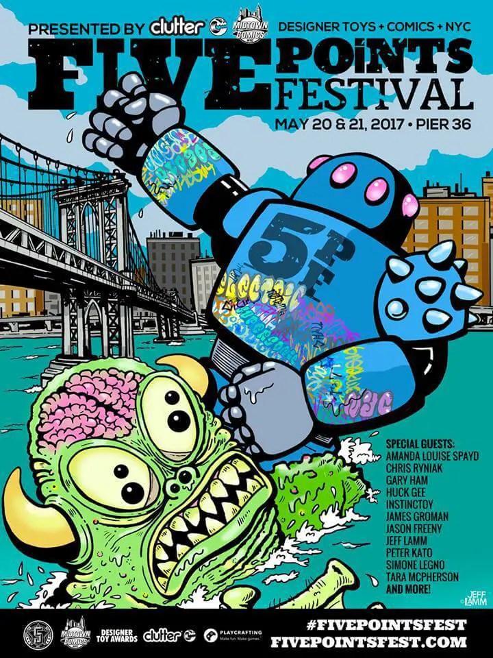 Five Points Festival 2017: A Reflection