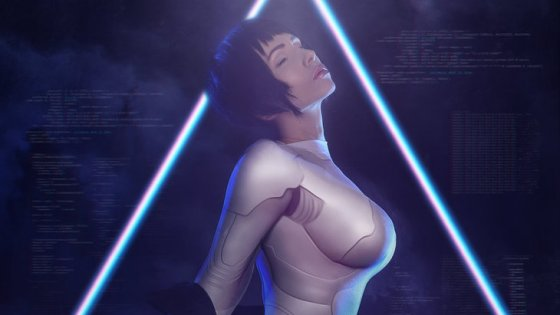 The recent Ghost in the Shell (2017) film starring Scarlett Johansson might not have captured all the emotional and intellectual beats that the vaunted Japanese manga/anime did, but one can't deny its captivating aesthetic, which cosplayer Elena Samko (as Major Motoko Kusanagi) embodies in the following set: