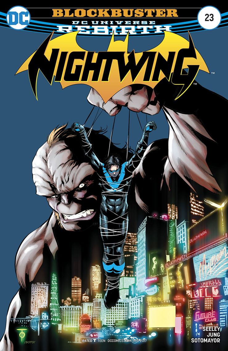 Nightwing #23 Review