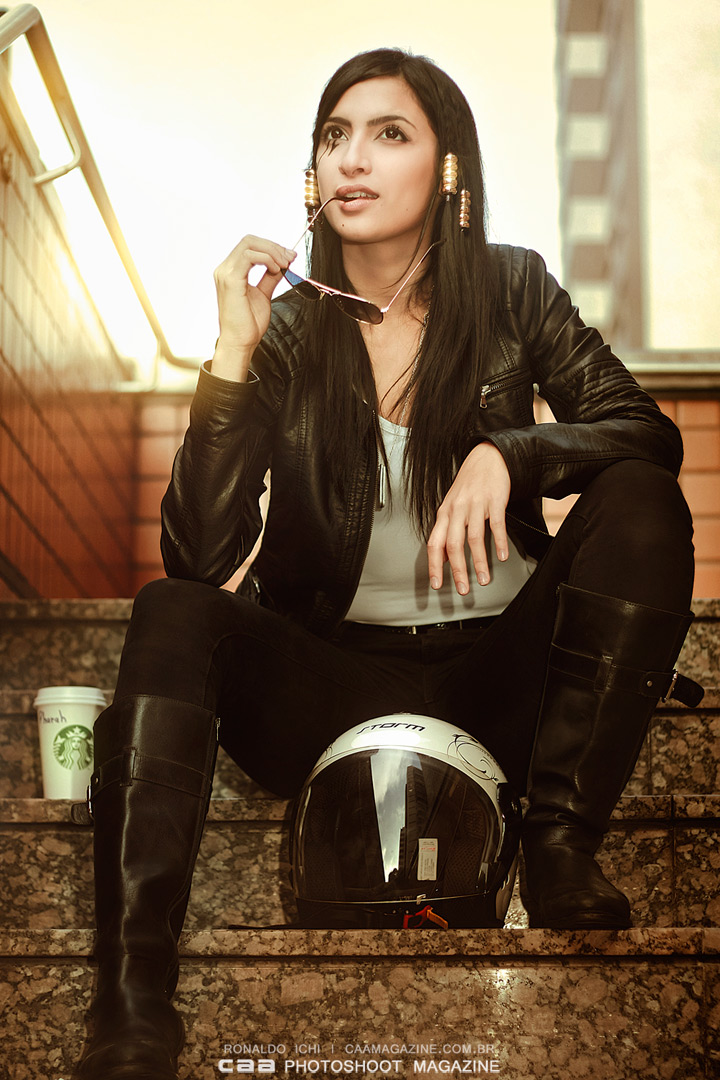 Overwatch: Casual Pharah Cosplay by Cami