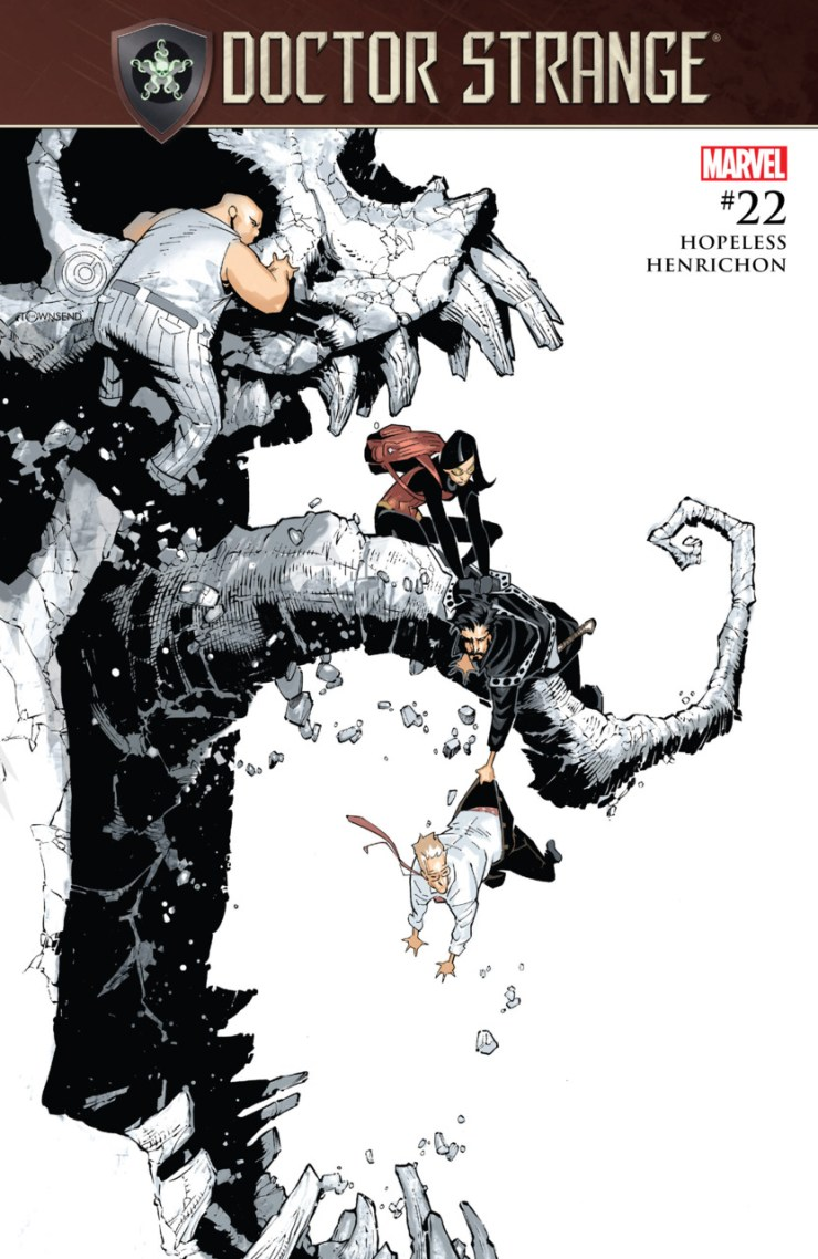 Doctor Strange #22 Review