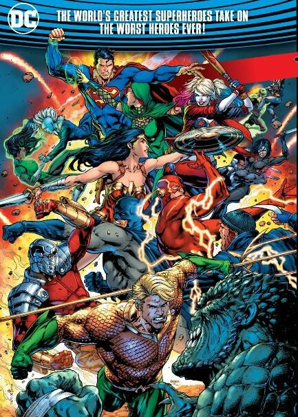 'Justice League vs. Suicide Squad' is an exciting Rebirth-era crossover