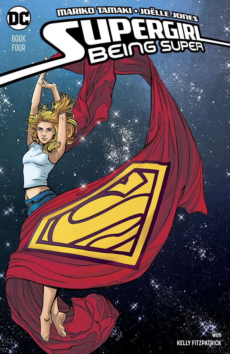 Supergirl: Being Super #4 Review