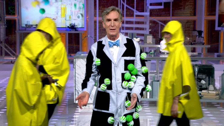 "Bill Nye Saves the World Episode 6 ""Do Some Shots, Save the World "" Review"