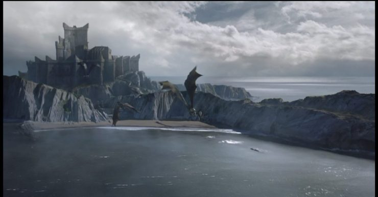Game of Thrones: The real-life geology behind the Dragonstone Throne