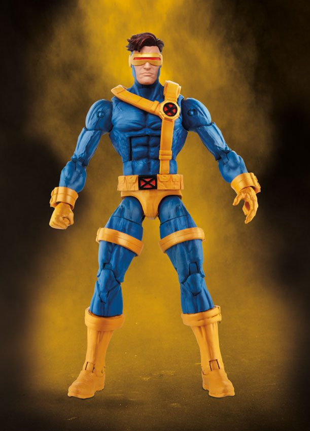 Toy Watch: Marvel Legends Cyclops (X-Men: Warlock Series)