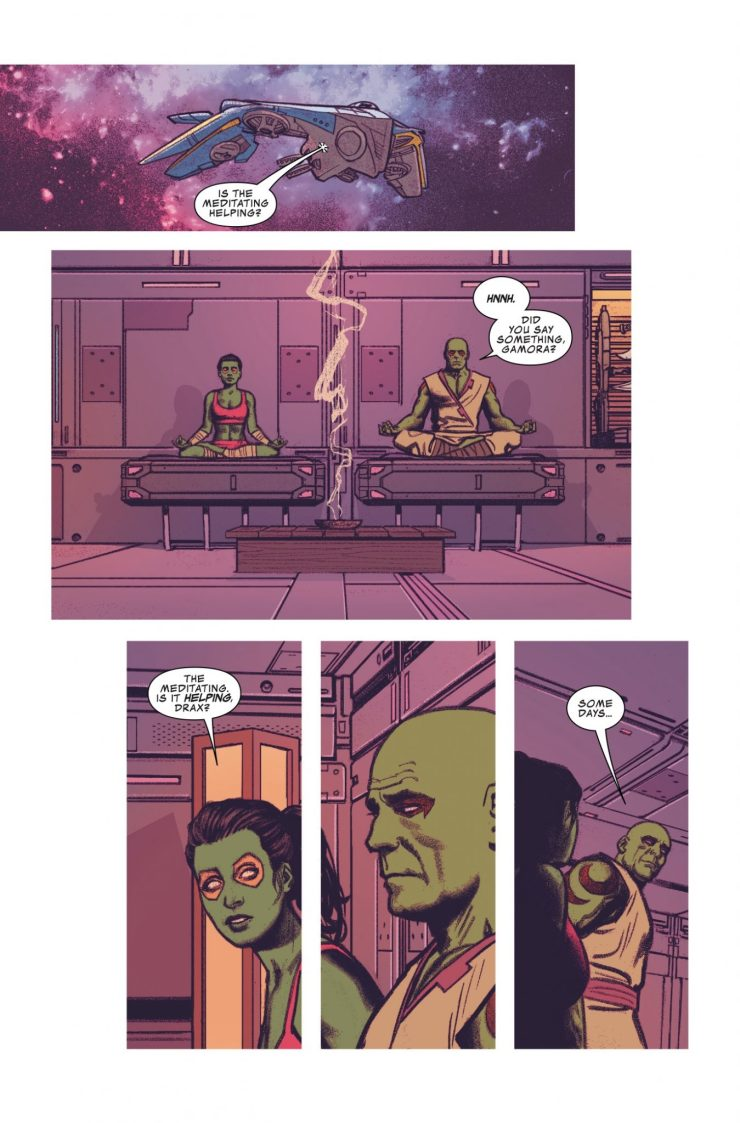 Marvel Preview: All-New Guardians of the Galaxy #7
