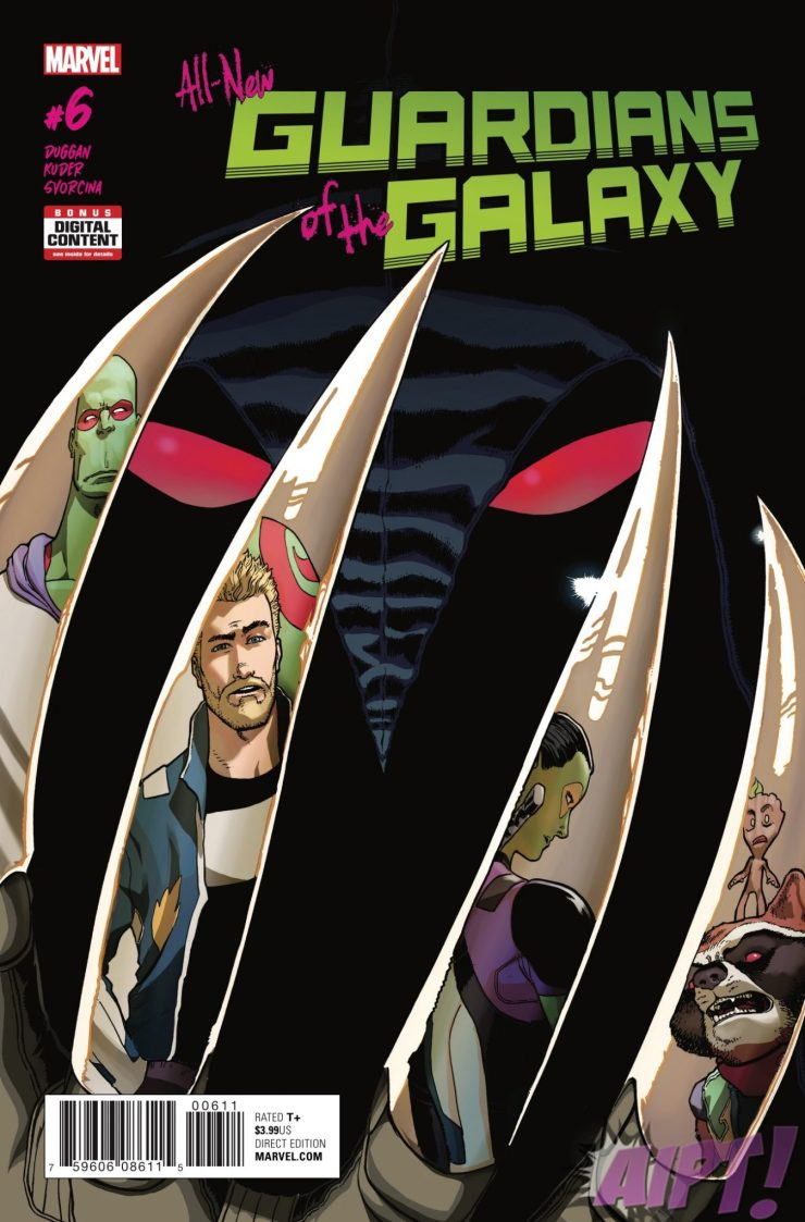 [EXCLUSIVE] Marvel Preview: All-New Guardians of the Galaxy #6