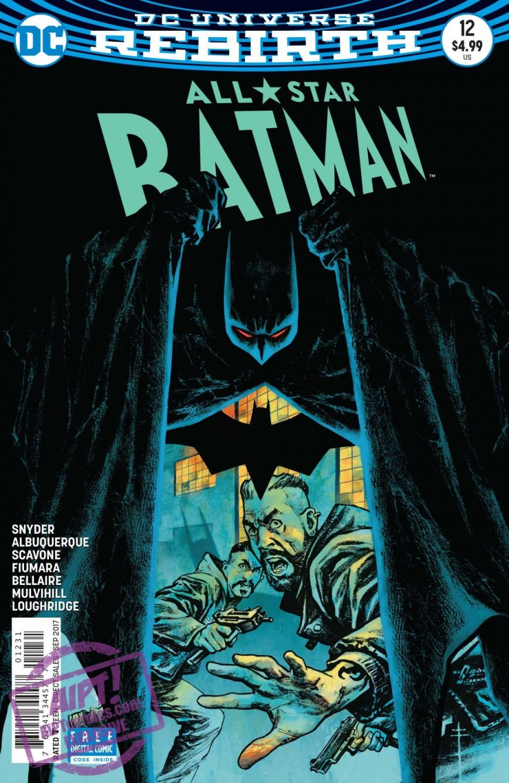 [EXCLUSIVE] DC Preview: All-Star Batman #12