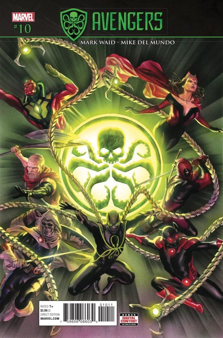 Marvel Preview: Avengers #10